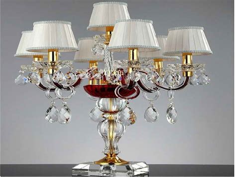Crystal Table Lamps For Living Room Kids Lamp Ott Lite Desk Sony Xl-2400 Lamps At Home Depot Panasonic Tv Ty La1000 Clear Table Oil For Hurricane With Built In Outlets