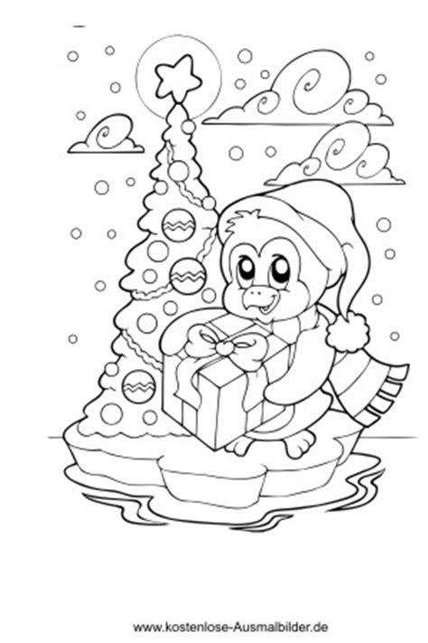 ausmalbilder christbaum ausmalbild christbaum im schnee