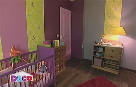 chambre bébé violet deco chambre bebe fille violet