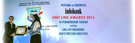 pt car tawarkan asuransi unit link  bisnis