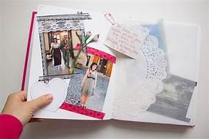 Fotoalbum Gestalten Ideen : wie bastelt man eigentlich ein scrapbook eine kleine anleitung ideensammlung kreativlabor ~ Frokenaadalensverden.com Haus und Dekorationen