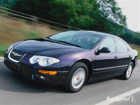 Chrysler 300m Review by 2003 Chrysler 300m Picture 2943 Car Review Top Speed