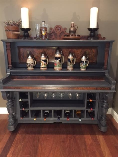 piano turned wine bar general finishes design center