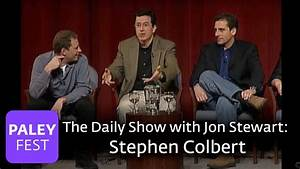 The Daily Show with Jon Stewart - Stephen Colbert Gets ...