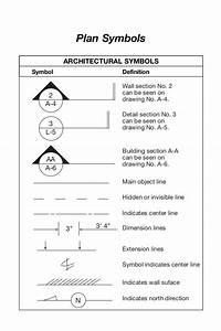 Plan Symbols 2 A