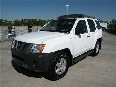 how to fix cars 2008 nissan xterra electronic throttle control sell used 2008 nissan xterra 4 0l one owner automatic very good tires low fl in orlando