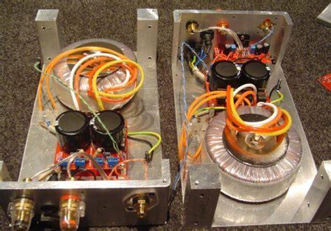 lm monoblock gainclone amplifier