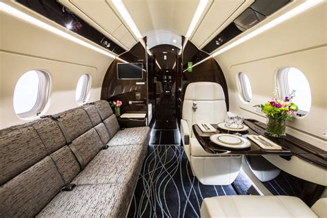 Cavernous Cool Interior by Jackie Chan S Embraer Legacy 500 Jet Business Insider