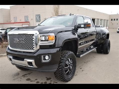 best cars 2015 gmc 3500hd in depth review youtube