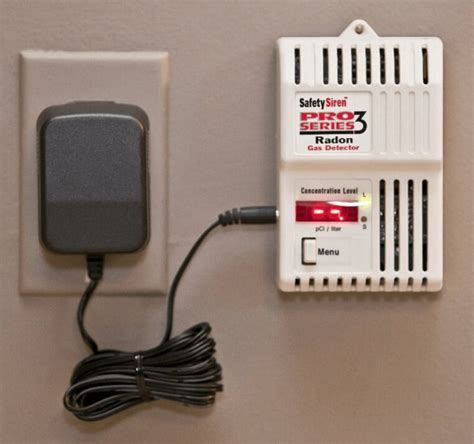 test  radon gas levels   home simple  cheap
