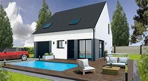 Construction maison pas cher Bretagne Sud Maisons Pep's