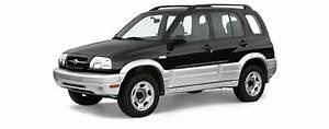 2000 Suzuki Grand Vitara Overview