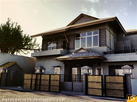 interior and exterior home design style architecture japanese style exterior