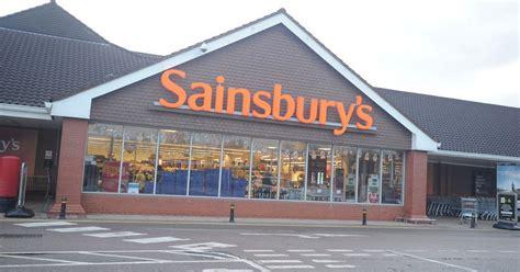 Sainsbury UK Supermarket