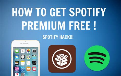 how to get spotify premium free iphone how to get spotify premium for free on iphone how to get