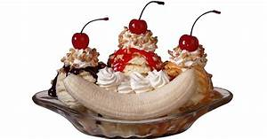 How Many Calories Are In A Banana Split