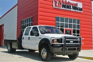 Purchase Used 2006 Ford F550 6 0 Powerstroke Diesel 4x4