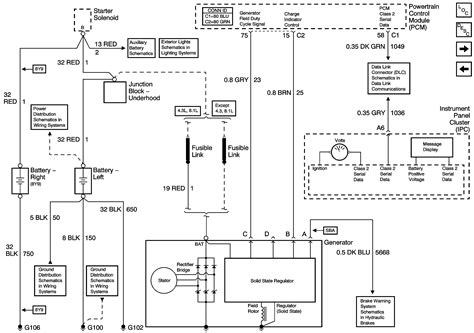 Gm Alternator Schematic by 2004 Alternator Question Ls1tech Camaro And Firebird