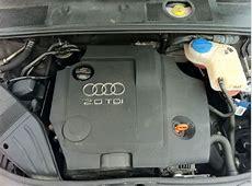 Wo sind die Glühkerzen beim 20 TDI BLB? Audi A4 B6 & B7