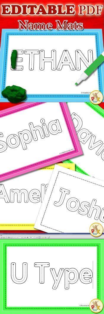 name practice editable pdf preschool name practice 354 | 38484570b29ea2a4e158f1a581e1cdc7