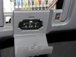 2000 Ford Focus Fuse Panel
