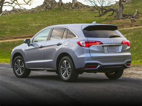 Acura Vehicles by 2018 Acura Rdx Specs Pictures Trims Colors Cars