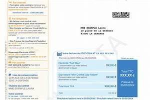 Edf Résiliation Contrat : facture d 39 lectricit tout comprendre sur sa facture ~ Medecine-chirurgie-esthetiques.com Avis de Voitures
