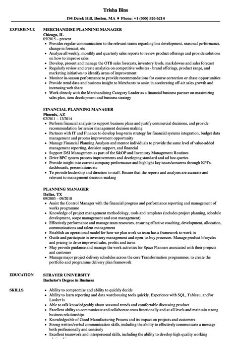 best demand planning manager resume pictures resume