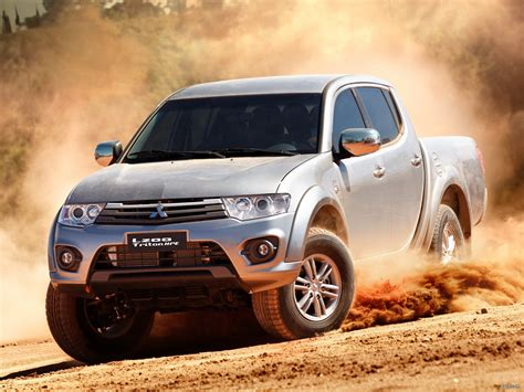 Mitsubishi L200 Triton HPE 2014 wallpapers (2048x1536)