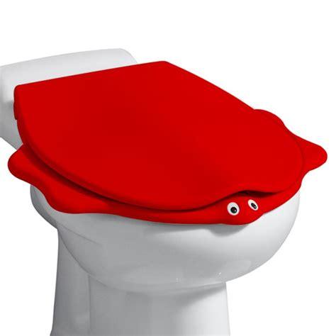 keramag kind wc sitz im tierdesign mit deckel rot mit