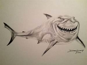Shark drawing by Darby Davey. | Art | Pinterest | Shark ...
