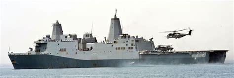 uss san antonio class lpd  amphibious transport dock
