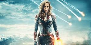 Captain Marvel Powers And Abilities That Will Be Handy ...