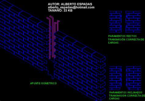 verticalchain  wall angle bonds dwg detail  autocad