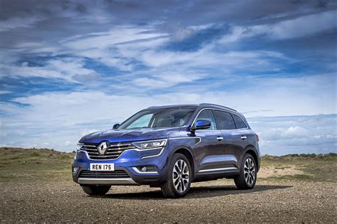 The renault koleos is a compact crossover suv which was first presented as a concept car at the geneva motor show in 2000, and then again in 2006 at the paris motor show, by the french manufacturer renault. Renault Koleos GT Line 175 EDC X-Tronic | Eurekar