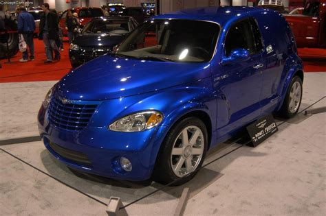 Are Chrysler Pt Cruisers Cars by 2001 Chrysler Pt Cruiser Panel Pictures History Value
