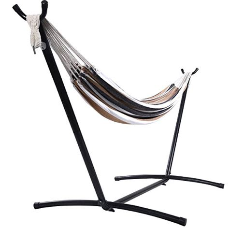 What Stores Sell Hammocks by Giantex Hammock With Space Saving Steel Stand