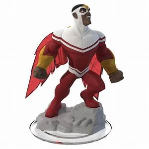 Disney Infinity Marvel Super Heroes (2.0 Edition) Falcon ...