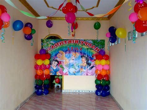 paket meriah balon dekorasi ulang tahun murah meriah di jabodetbek oleh