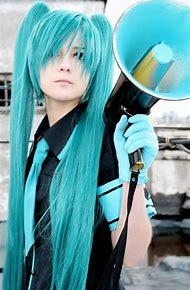 Hatsune Miku Cosplay Costume