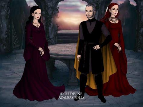 arianna dress stannis arianna oc and melisandre by ishgirl on deviantart