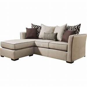 2018 latest simmons chaise sofa for Simmons sectional sofa with chaise