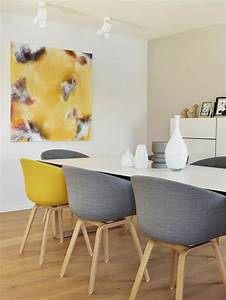 ordinaire chaise confortable salle a manger 3 chaises With salle À manger contemporaineavec chaise confortable