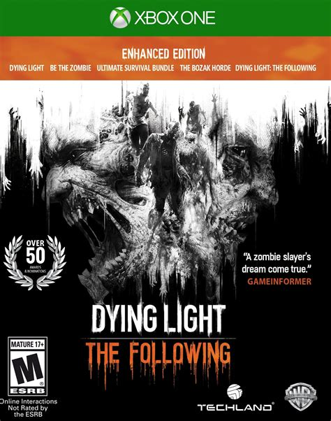 xbox one dying light dying light the following release date xbox one ps4