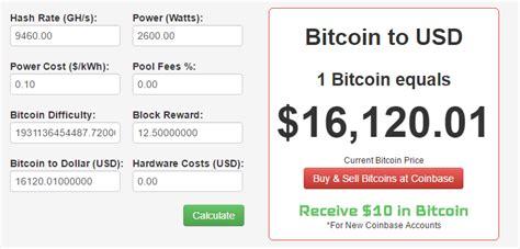 bitcoin power calculator best hardware bitcoin miners comparison