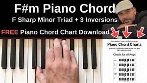 F M Piano Chord