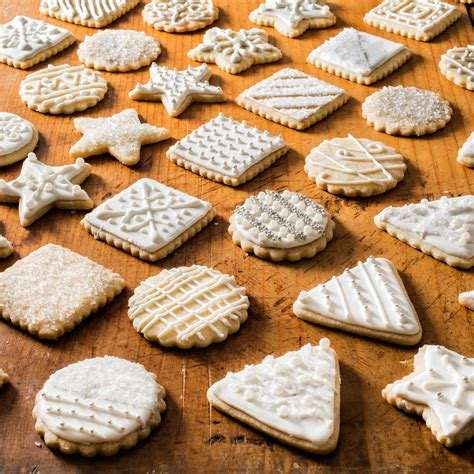 On the show, a handful of test cooks are filmed in a real, working test kitchen. Easy Holiday Sugar Cookies   America's Test Kitchen