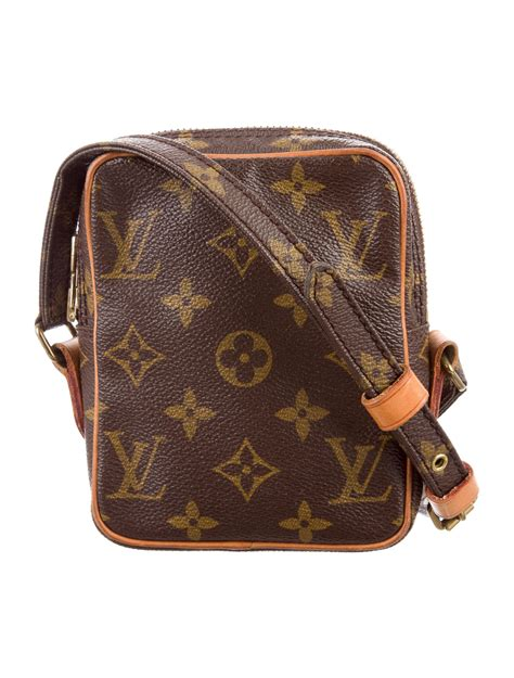 louis vuitton monogram mini danube bag handbags