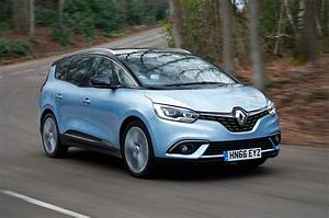 Renault Grand Scenic Review  2017