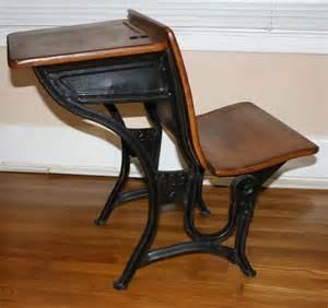 early 1900s antique american seating co school desk chair model 101 asco 4 school desks